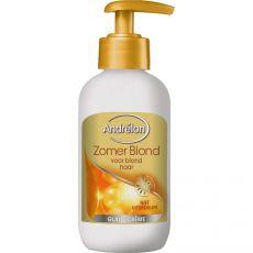 Andrelon Zomer Blond glans crème, 200 ml conditioners haarverzorging verzorging mooi & gezond - Vivolanda