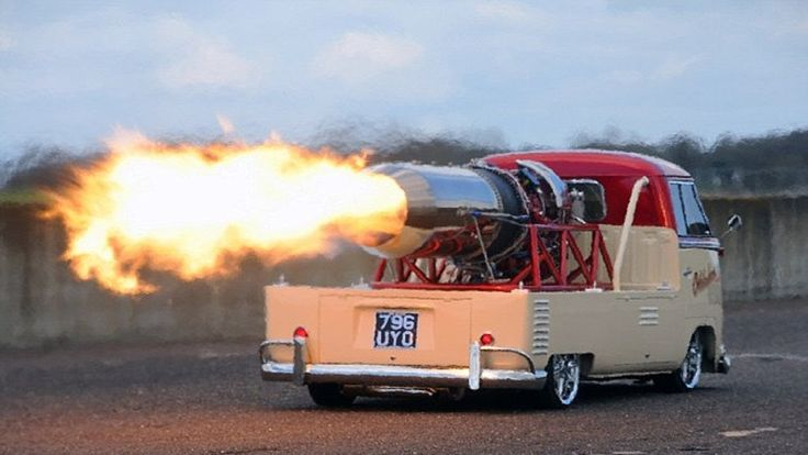 Volkswagen 1958: The most powerful road-legal car yet, Inventor transfor...Volkswagen 1958: The most powerful road-legal car yet, Inventor transforms his  Volkswagen.pickup into a $65,000 jet-powered truck that travels at 300mph. A car enthusiast has transformed his rusty old Volkswagen pickup into a $64,555 (£50,000) jet-powered truck...#Volkswagen1958 #Oklahoma #Volkswagen #VW #golf #cartweet #cars #Gebraucht #PKW #Passat #beetle #polo #car #GuinnessWorldRecord #WindUp #Flatmobile