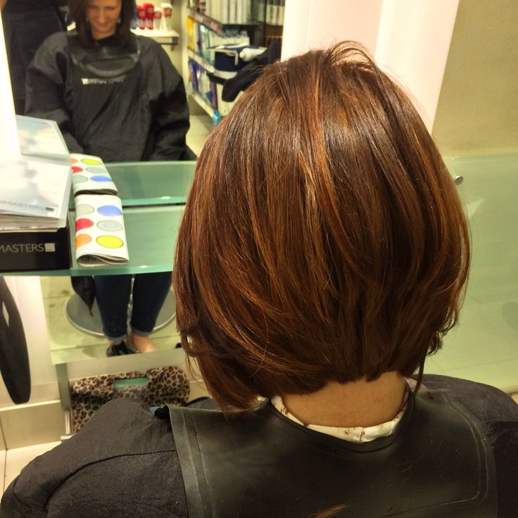 Beautiful Chestnut brown hair