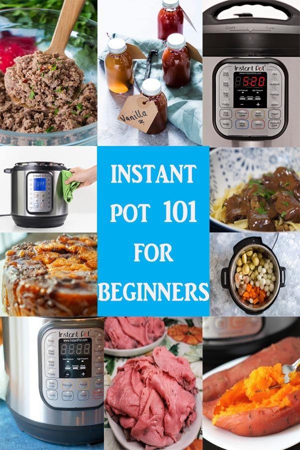 Instant Pot Tips Trick Recipes For Beginners Instant Pot