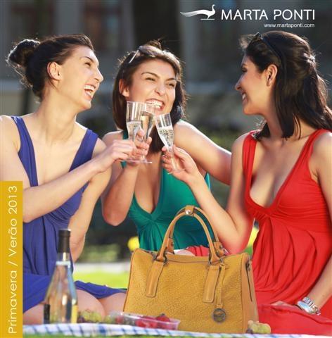 MARTA PONTI Colecção Primavera-Verão 2013