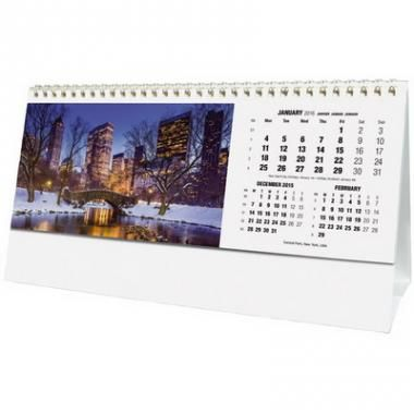Promotional Printed Desk Calendars , Wiro bound - Our World in Trust Desk Calendar :: 2016 Diaries and Calendars :: Promo-Brand :: Promotional Branded Merchandise Promotional Products l Promotional Items l Corporate Branding l Promotional Branded Merchandise Promotional Branded Products