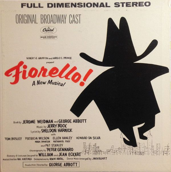 Tom Bosley - Fiorello!: buy LP, gat at Discogs