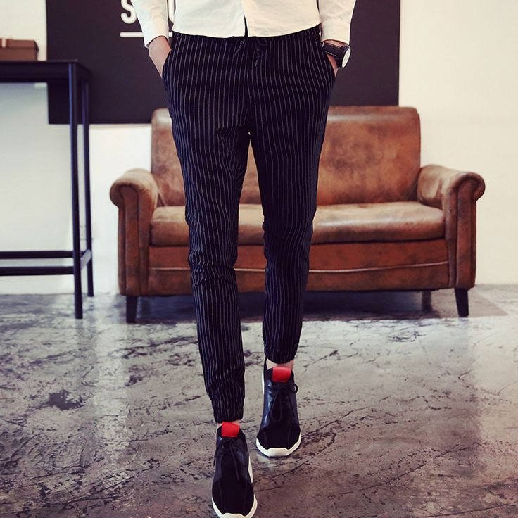 Find More Casual Pants Information about Quality Men Pants Autumn New Slim Fit Mens Joggers Pants Fashion Striped Casual Men's Pant Trousers Male Big Size 5XL M Hot Sale,High Quality wholesale,China jogger Suppliers, Cheap retail director from Eric's on Aliexpress.com