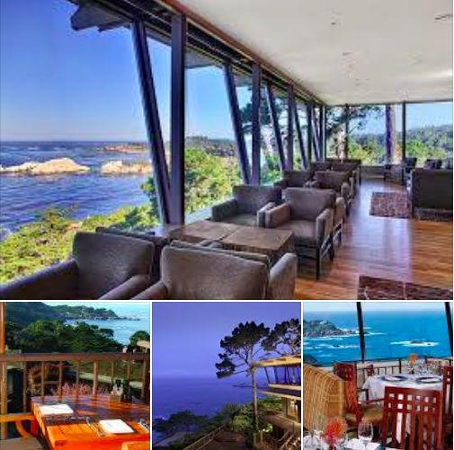 What Is Your Favorite Place To Take In The View At Hyatt Carmel Highlands Overlooking