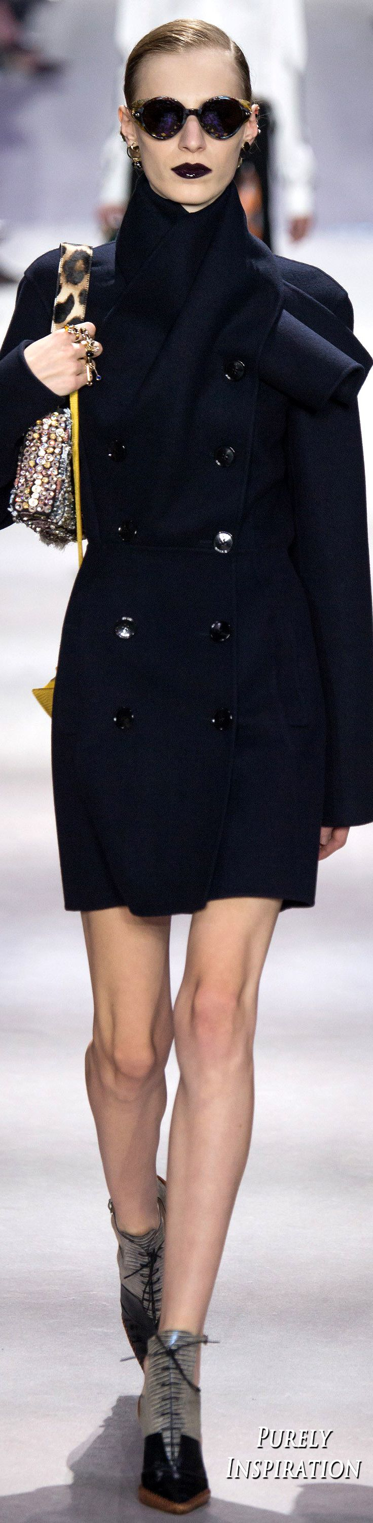 Christian Dior FW2016 Women's Fashion RTW | Purely Inspiration