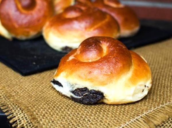 Испеките на Маковей вкуснейшие ароматные булочки с маком из сдобного дрожжевого теста и мака нового урожая