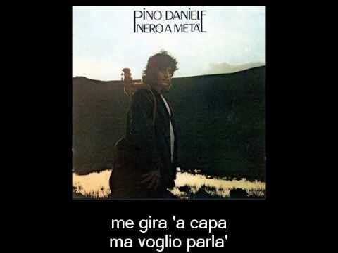 Pino Daniele - Nero a metà (1980)