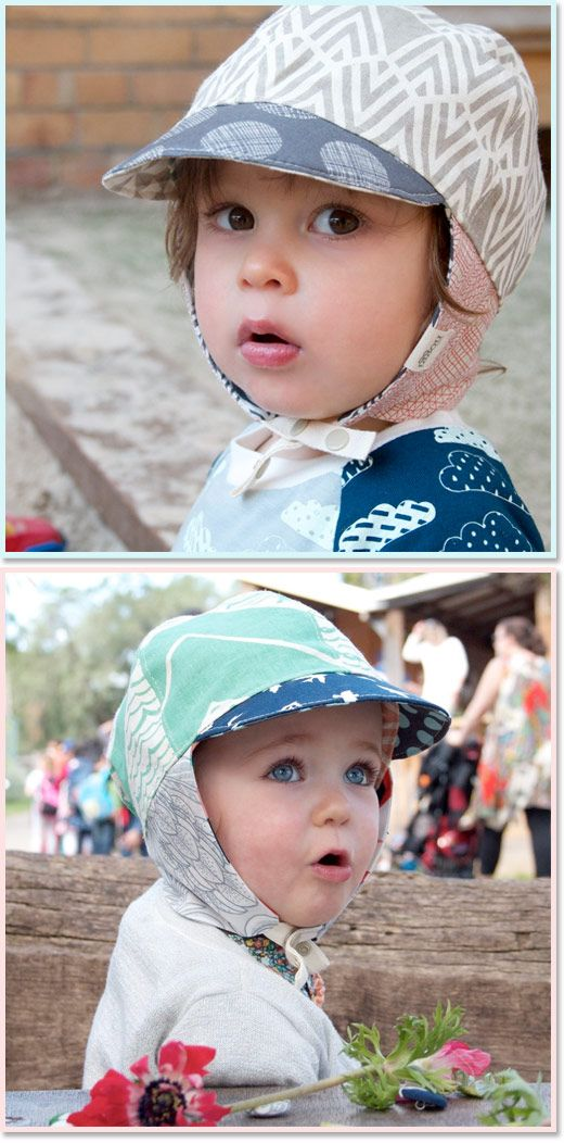 Reversible Hats by Little Noggi, Baby Hat, Toddler, Children, Kids, Hats, Caps