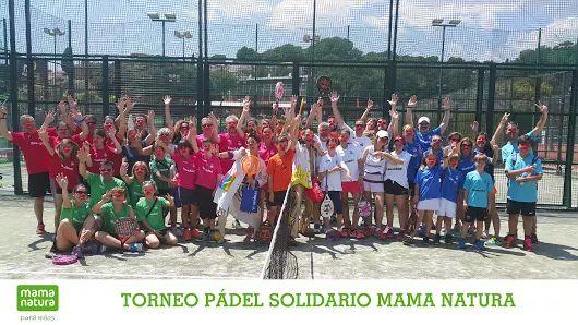 Equipos Torneo Solidario Mama Natura Tarragona