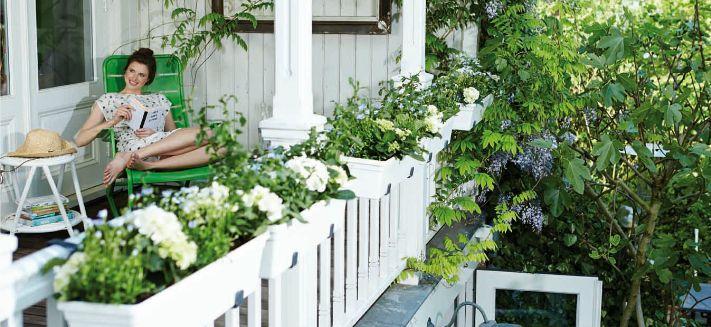 Jak stworzyć warzywnik na balkonie? | Design Blog Make It Home I how to plant your own plant on your balcony? I elho