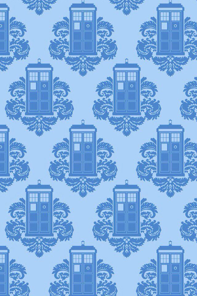 Tardis wallpaper 4 your cell phone