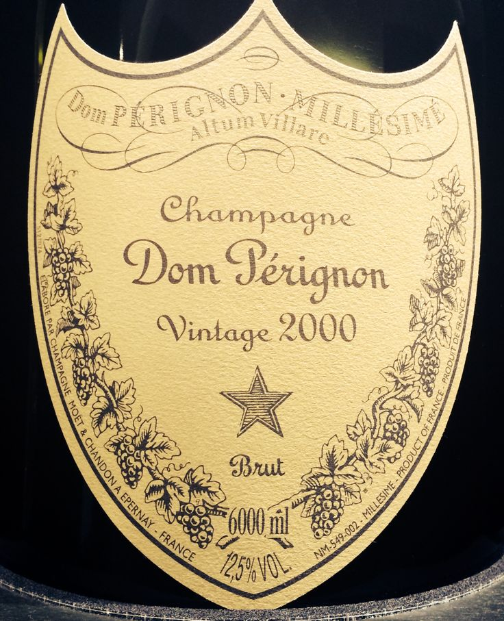 #Vintage #Dom #Perignon #Champagne #Brut #2000 in #Epernay @ the #Moet&Chandon #hq for the bargain price of #€7400 ;-)