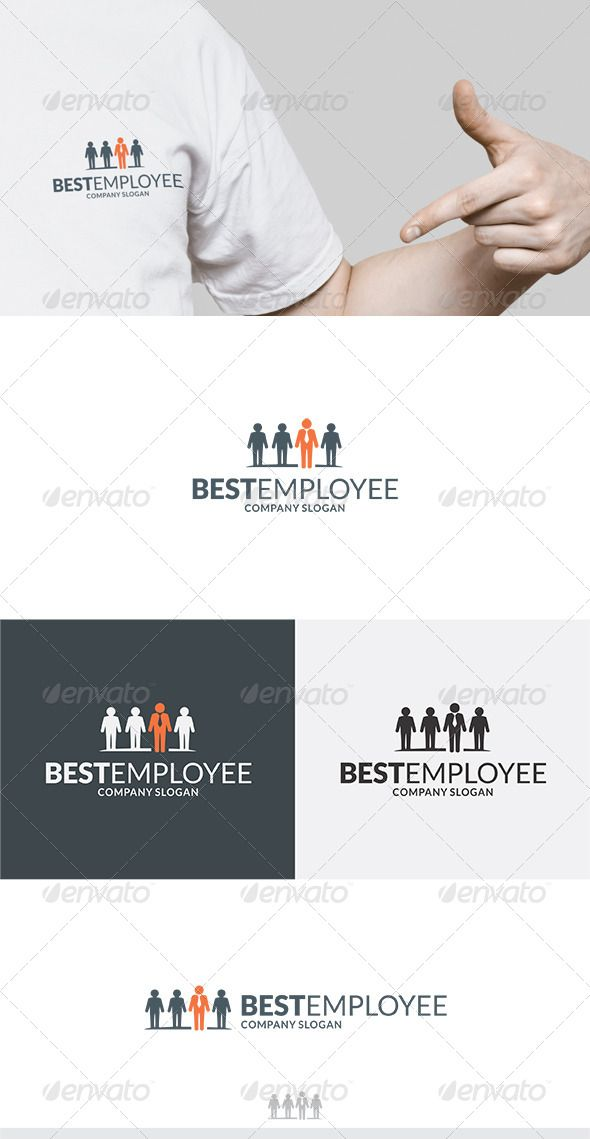 Best Employee Logo