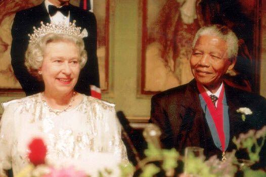 Mandela Wafat, Prancis Kibarkan Bendera Setengah Tiang