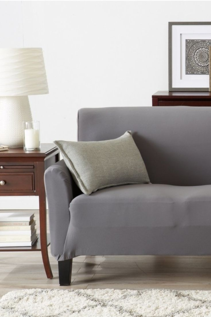 How To Measure A Sofa For A Slipcover With Images Sofa