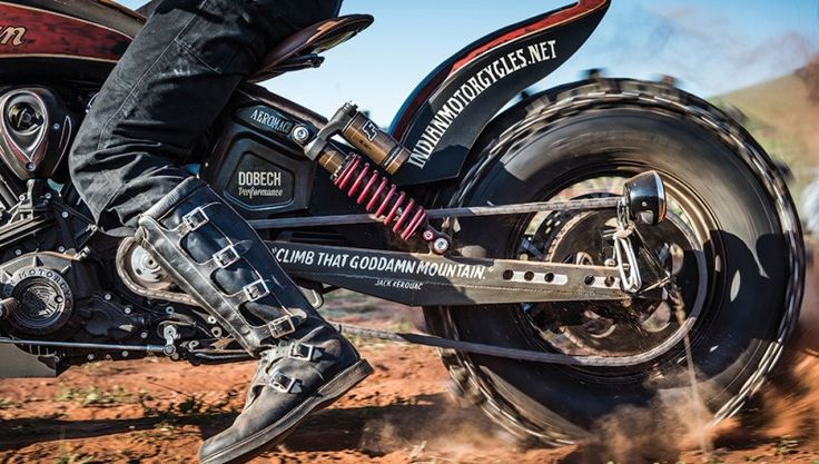 Indian's Black Hills Beast Is a Testament to the Motorcycle Brand's Revival | Automobiles
