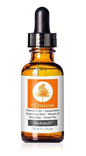 OZ Naturals - Le meilleur sérum anti-age à la vitamine C sur le marché - Vitamine C + Acide Hyaluronique - Rejeunit visiblement votre visage et laisse la peau plus fraiche en neutralisant les radicaux libres - BEST SELLER 2015 au UK OZ Naturals http://www.amazon.fr/dp/B00DPE9EQO/ref=cm_sw_r_pi_dp_K-Q8vb00Z7B7E