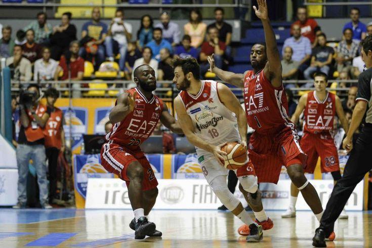 Supercoppa Basket Milano 2016 si svolgerà per la prima volta al Mediolanum Forum…