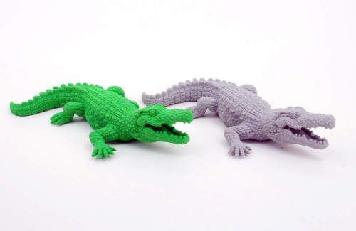 Novelty-Eraser-Safari-Rubber-Crocodile-Animal-Crocodile-Eraser-Toys-and-Gifts