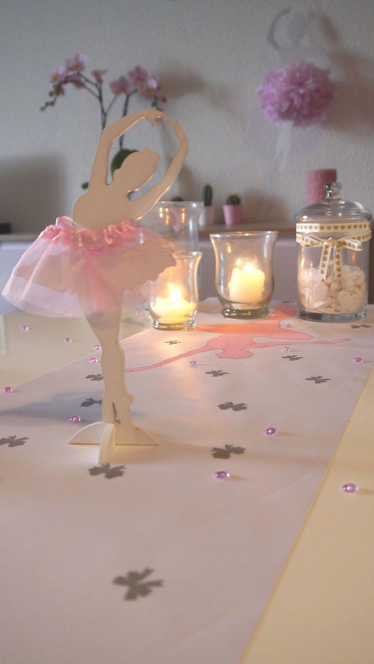 Un thème danseuse pour votre décorations ? Voici une inspiration de déco sur le thème de la danse et danseuses ballerines. Pleins d'idées déco à découvrir