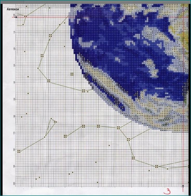 Borduurpatroon Allerlei & Vanalles Kruissteek *Cross Stitch Pattern ~Aarde 4/6~