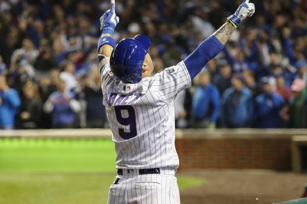 Javier Baez homer gives Chicago Cubs Game 1 victory vs. San ...