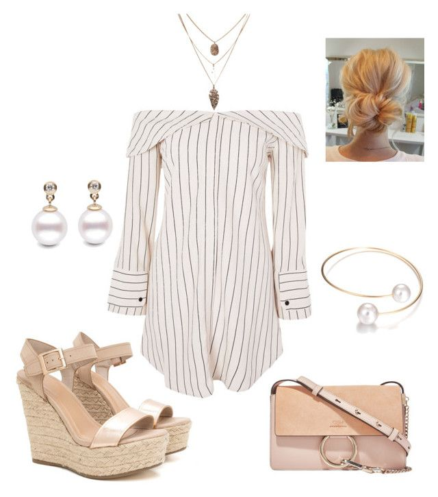 """""""🎉💎"""" by iuliacalin on Polyvore featuring Topshop and Chloé"""