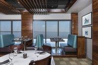 QMotion QAdvanced Roller Shades--Shading Systems, RDD Mag, Restaurant Interiors