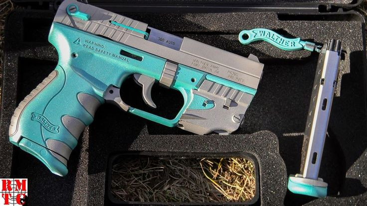 Handgun done in DuraCoat Girl's Guide to Guns color Audrey's Arsenal. Beautiful and sparkly! www.lauerweaponry.com