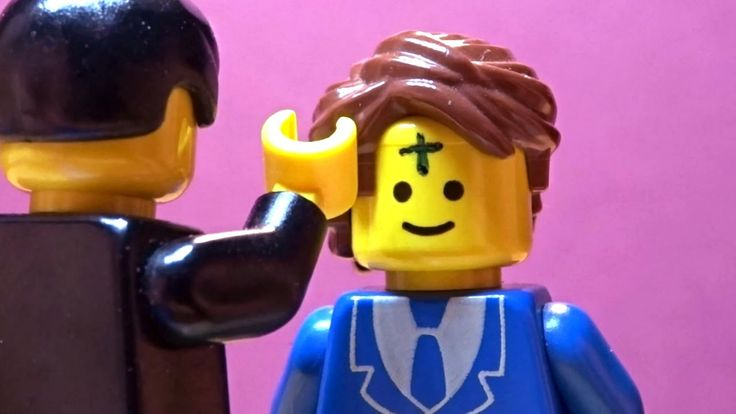 Ash Wednesday & Lent in 60 Seconds. With LEGO!