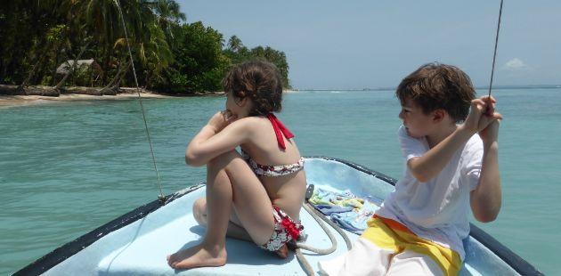 Bocas del Toro with Kids – La Loma Jungle Lodge