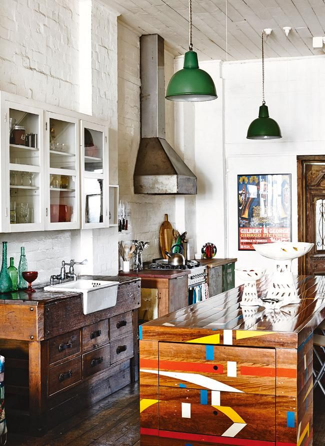 Not the Same Old, Same Old: 12 Unexpected Kitchen Design Choices