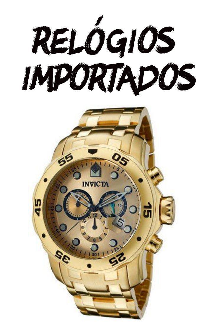 c39f8dcb28c Compre e revenda relógios importados de qualquer marca famosa  relógios   relogiosimportados  importação