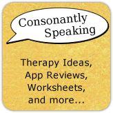 Visit Consonantly Speaking!