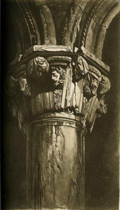 [A3N] : The Ducal Palace. Twentieth Capital / John Ruskin