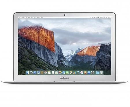 "Ноутбук Apple MacBook Air 13.3"" 1440x900 Intel Core i7-5650U SSD 256 8Gb Intel HD Graphics 6000 серебристый Mac OS X Z0TB0009W  — 103990 руб. —"