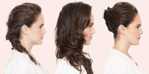 6 účesů pro dny, kdy si opravdu nemůžete umýt vlasy | Salóny krásy