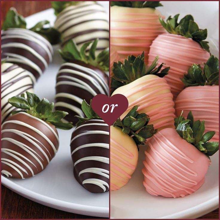 Which flavor of chocolate covered strawberries is your favorite?