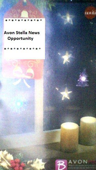 AVON C16 - NATALE AVON, MOMENTO MAGICO !  * E' Tempo di circondarsi di cose Belle *  DECORAZIONI NATALIZIE PER LA CASA!  * Luci per far risplendere il tuo Natale ...  Per illuminare piccoli spazi! - STELLINE LUMINOSE 11,95€ - SET DI 3 DECORAZIONI LUMINOSE LIGHT UP 5,95€ - SET 2 CANDELE SENZA FIAMMA GLITTER 10,95€