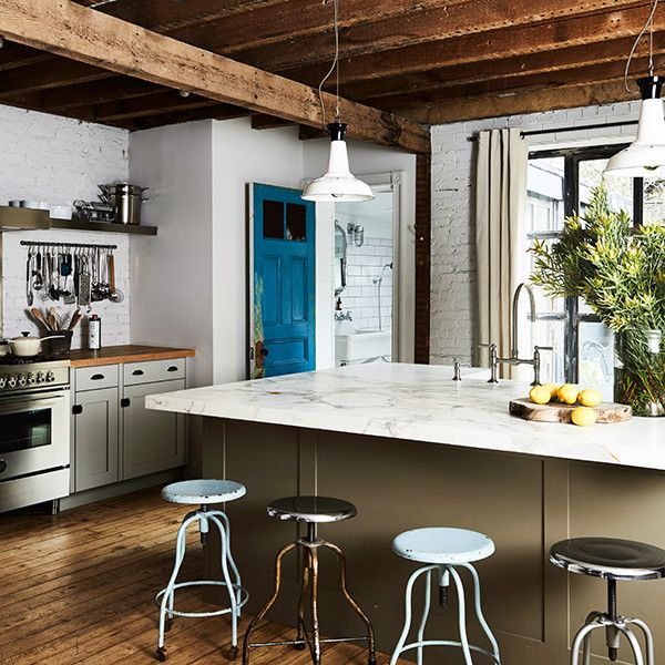 Design Of Kitchens Alluring 817 Best Kitchen Ideas Images On Pinterest  Colorful Houses Decorating Inspiration