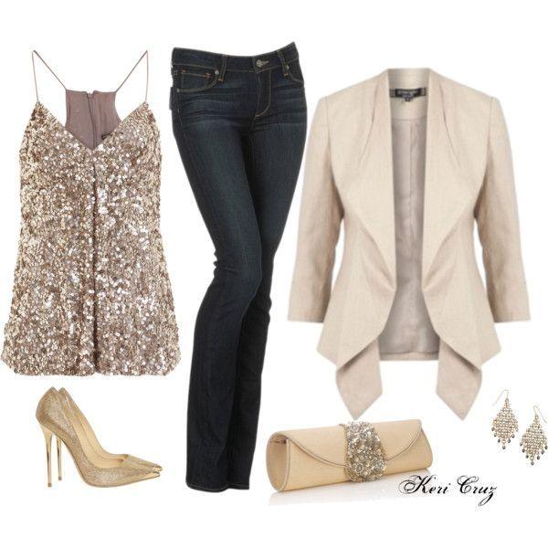 """Cute Holiday Outfit"" by keri-cruz on Polyvore by MyohoDane"