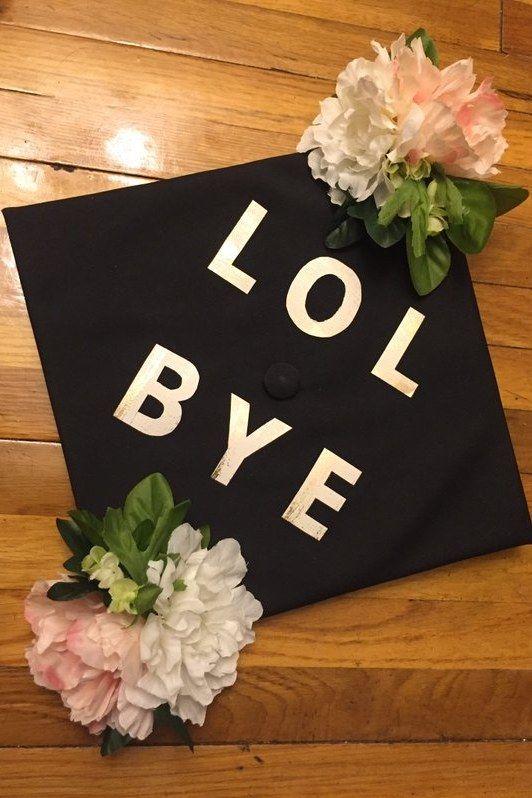 Graduation Cap Designs | Teen Vogue