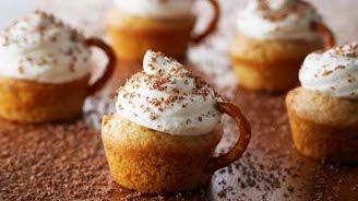 Bake With Anna Olson - Mini Cappuccino Cakes