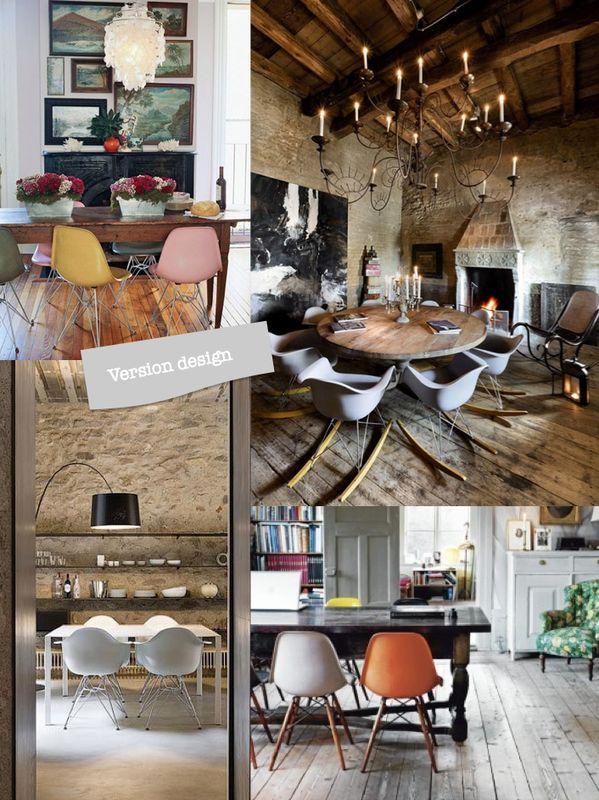 Les 248 meilleures images propos de planches d 39 ambiance for Interieur industriel chic