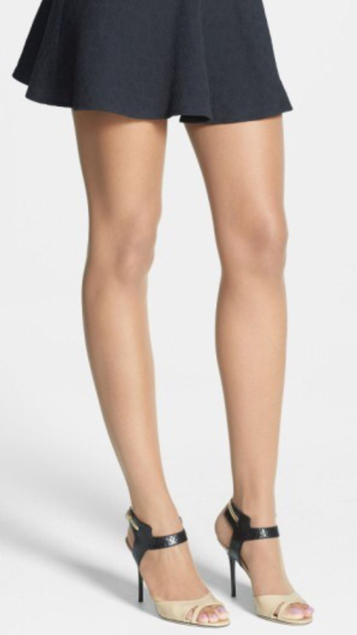 Wolford Luxe 9 Toeless Tights -  Wolford Luxe 9 Toeless Tights Airy ultra-transparent stretch tights create a flawless finish their unique toeless design ideal for your favorite open-toed shoes.  #tights #pantyhose #hosiery #nylons #tightslover #pantyhoselover #nylonlover #legs