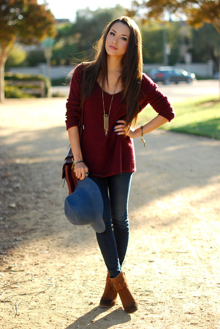 Hapa Time - a California fashion blog by Jessica - new fashion style - 2013 fashion trends: Sweater Weather