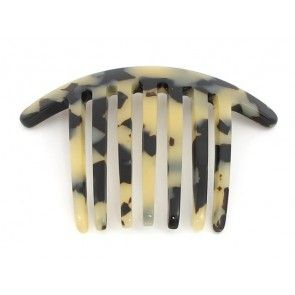 French Twist Hair comb - Ivory