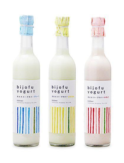 15 Great Yogurt Packaging Designs