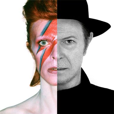 BIENVENUE SUR UNIVERS: BOWIE IS MY HERO